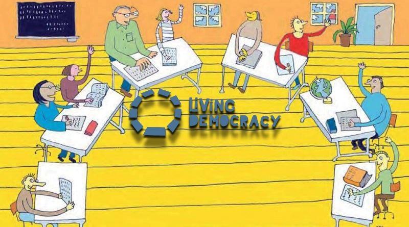 Living Democracy… Ζώντας και Μαθαίνοντας τη Δημοκρατία