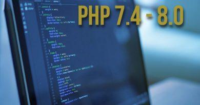 Άμεση αναβάθμιση της έκδοσης php στη νέα υποδομή φιλοξενίας του ΠΣΔ